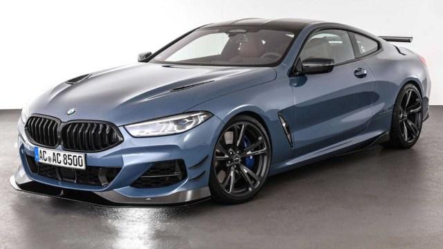 BMW 8 Series by AC Schnitzer_