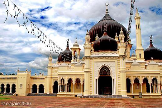 Masjidka-Zahir-Malaysia.