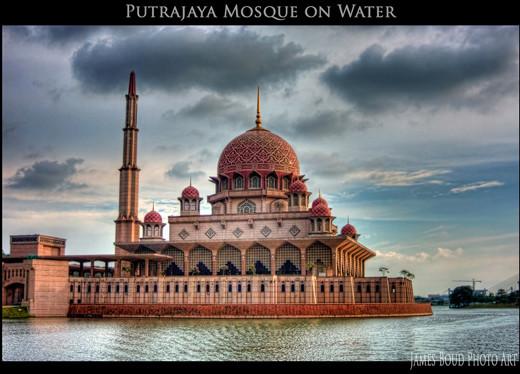 Masjidka-biyaha-ku-dul-yaal-Putraja-Malaysia
