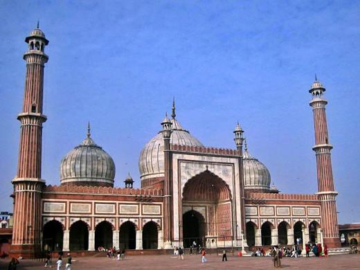 Masjidka-ugu-wayn-Hindiya