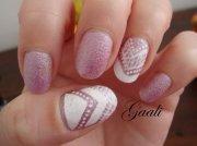 nail art en ral gaali's passions