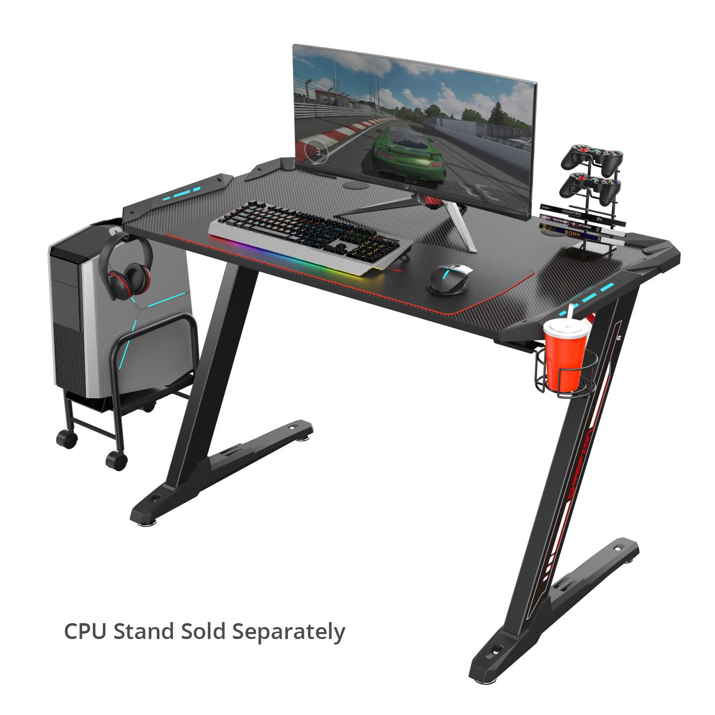 25 Best Gaming Desks Updated 2020 See This Before You Buy