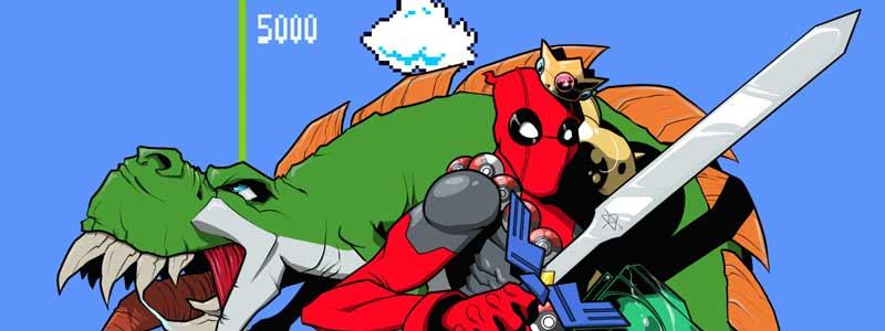 """Deadpool Nintendo"" – Justin Prime"