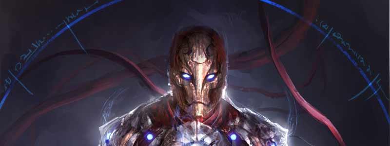 """Medieval Iron Man"" by Daniel Kamarudin"