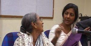 Soshoma Das and Moushumi Bhoumi