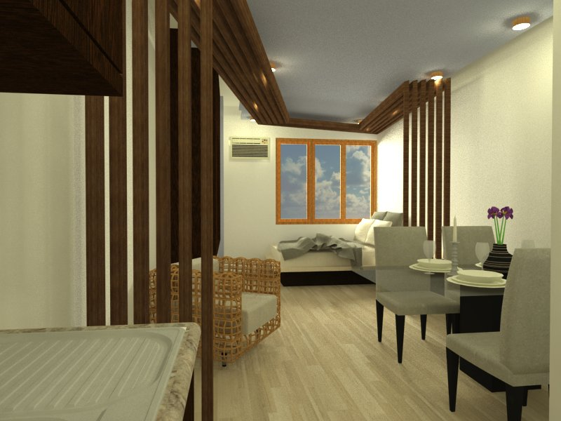 SMDC 3008 sqm Studio Type Condominium Unit  gabalviola