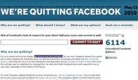 Abandonar Facebook
