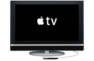 Apple TV con iPhone