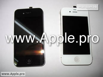 Apple iPhone 4G Blanco