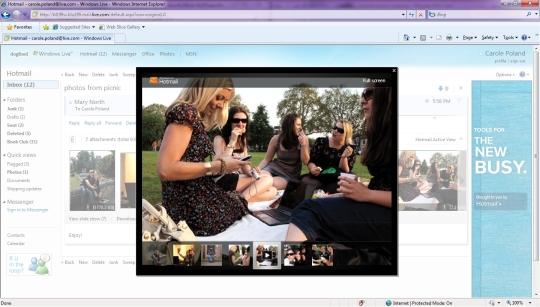 Nuevo Hotmail Fotos y Videos