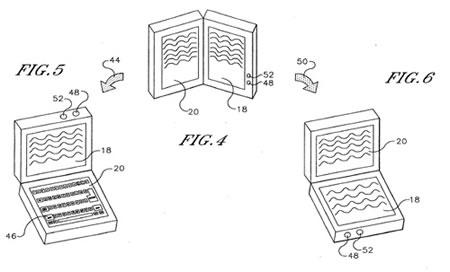 Sony Aplicando Para Patente de Tablet con Dos Pantallas