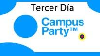 Campus Party Colombia 3 dia