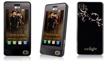 Telefono Celular de Twilight - Crepúsculo