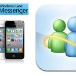 Messenger iPhone
