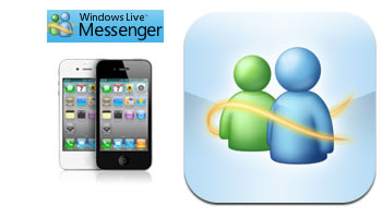 Messenger iPhone