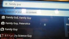 Google TV Demo