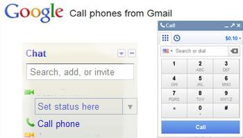 Google Voice Integrado a Gmail