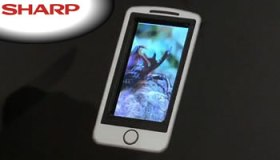 Telefono celular 3D sin gafas