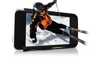 Apple iPhone 3D sin gafas Android e iPad