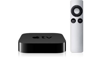 Apple TV negro