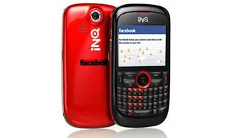 Facebook Phone INQ Mobile