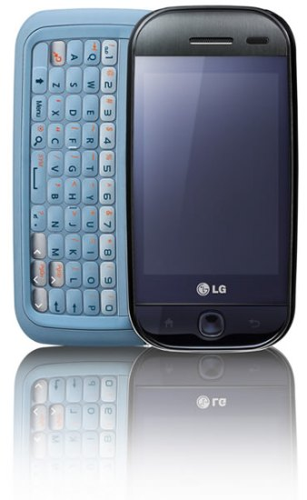 LG EVE GW620 Colombia