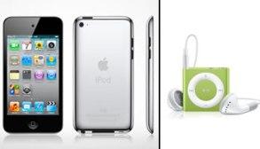 Nuevo Apple iPod Touch e iPod Shuffle