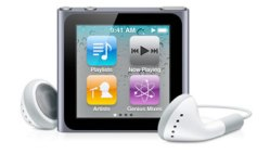 Nuevo iPod Nano sexta generacion