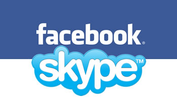 Skype integrado a Facebook