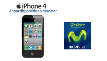 iPhone 4 Movistar