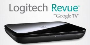 Logitech Revue Google TV