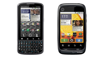 Motorola Droid Pro y Motorola Citrus