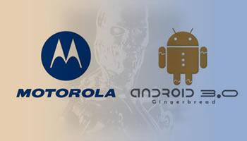 Motorola Droid Terminator con Android 3.0