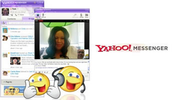 Yahoo Messenger Video Chat