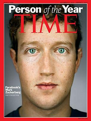 Personaje del 2010 según Time Magazine