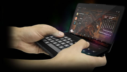 Razor Switchable Netbook