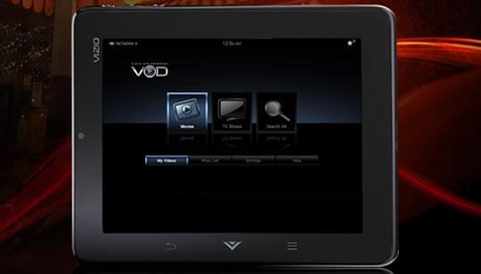 VIZIO Computador tipo tablet