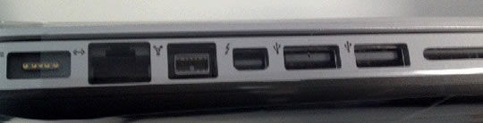 Apple Thunderbolt - High-speed I-O