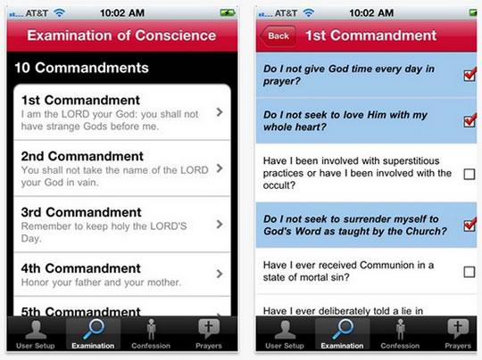 Confession App - Aplicacion para confesarse