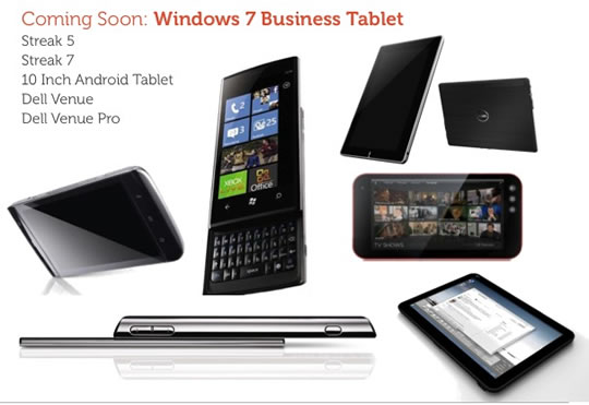 Dell Windows 7 Empresarial - Windows tablet 7