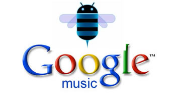 Google Music con Android 3 Honeycomb