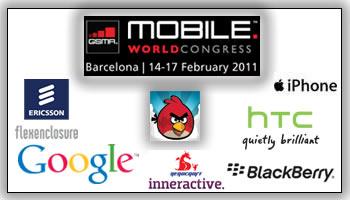 Mobile World Congress 2011 Premios o Ganadores