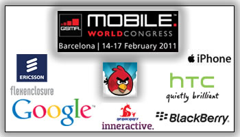 Mobile World Congress 2011 Premios o Ganadores