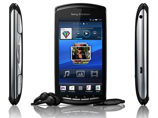 PlayStation Phone - Sony Ericsson Xperia Play