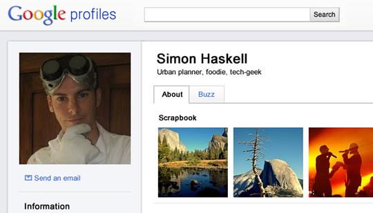 Google Profiles