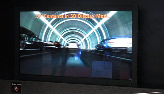 TV 3D sin gafas de 55 pulgadas - Samsung