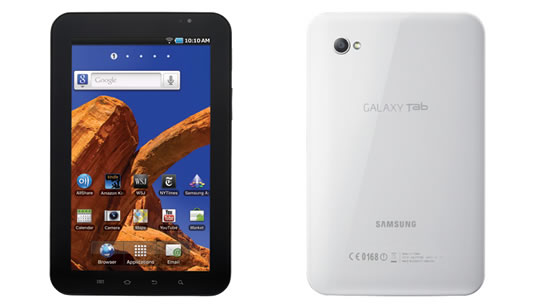Samsung Galaxy Tab WiFi Only