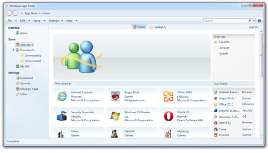 Windows App Store en Windows 8