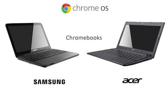 Chromebooks - Chrome OS