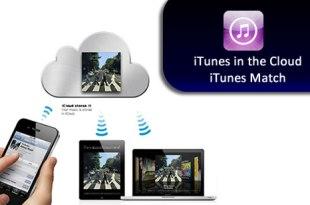 iTunes in the Cloud e iTunes Match